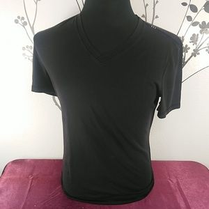 Lululemon men's t shirt size small black.